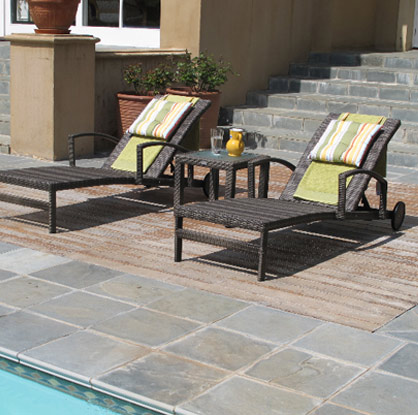 Terrace carmen sun lounger livingstones garden home for 4758 setting sun terrace
