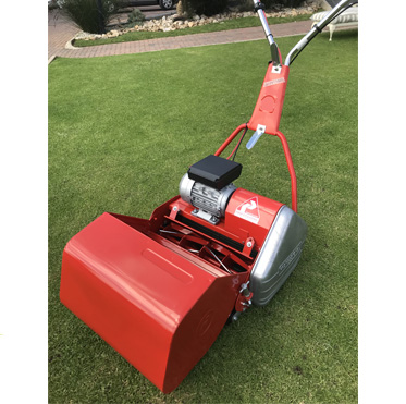 Professional-cylinder-mower