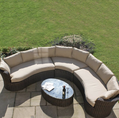 TERRACE MILAN CORNER SET