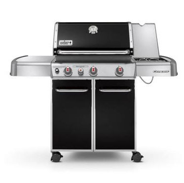 Genesis E-330 3-Burner Black Propane Gas Grill