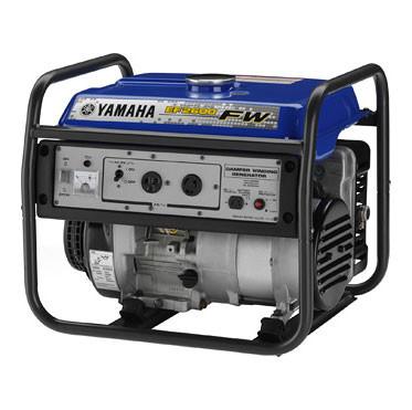 YAMAHA EF2600FW GENERATOR 2.3KW