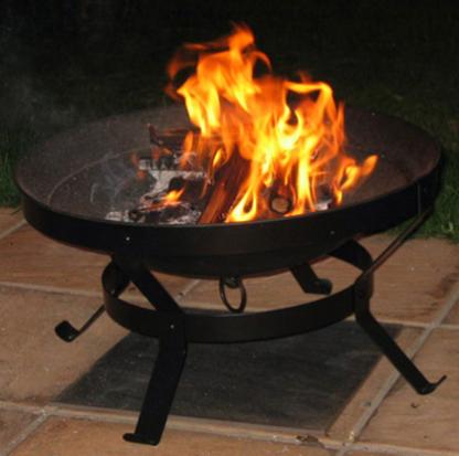 C:DESIGN FIRE BOWL 620mm SMALL