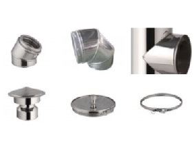 Fireplace Flues and Accessories